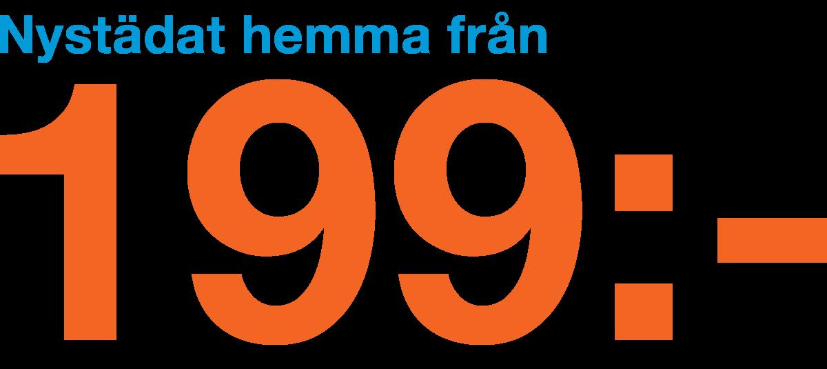 Testa hemstädning i Växjö - Städbolag med prova på erbjudande!