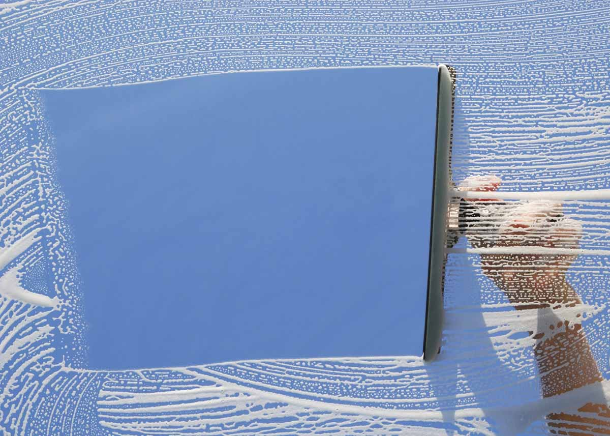 Fönsterputs för lägenhet, villa och företag.