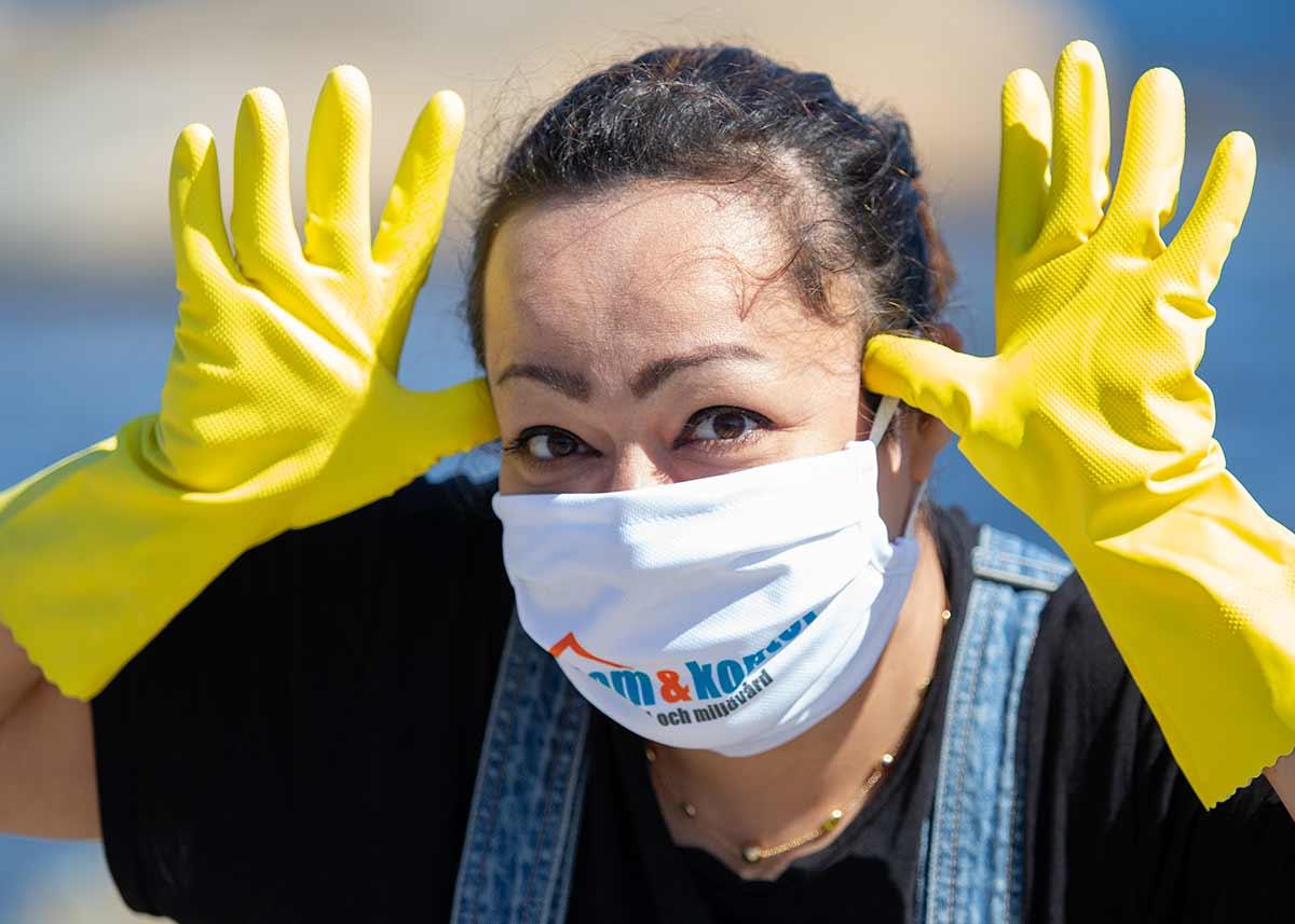 Är det bra med städhjälp under Corona pandemin?