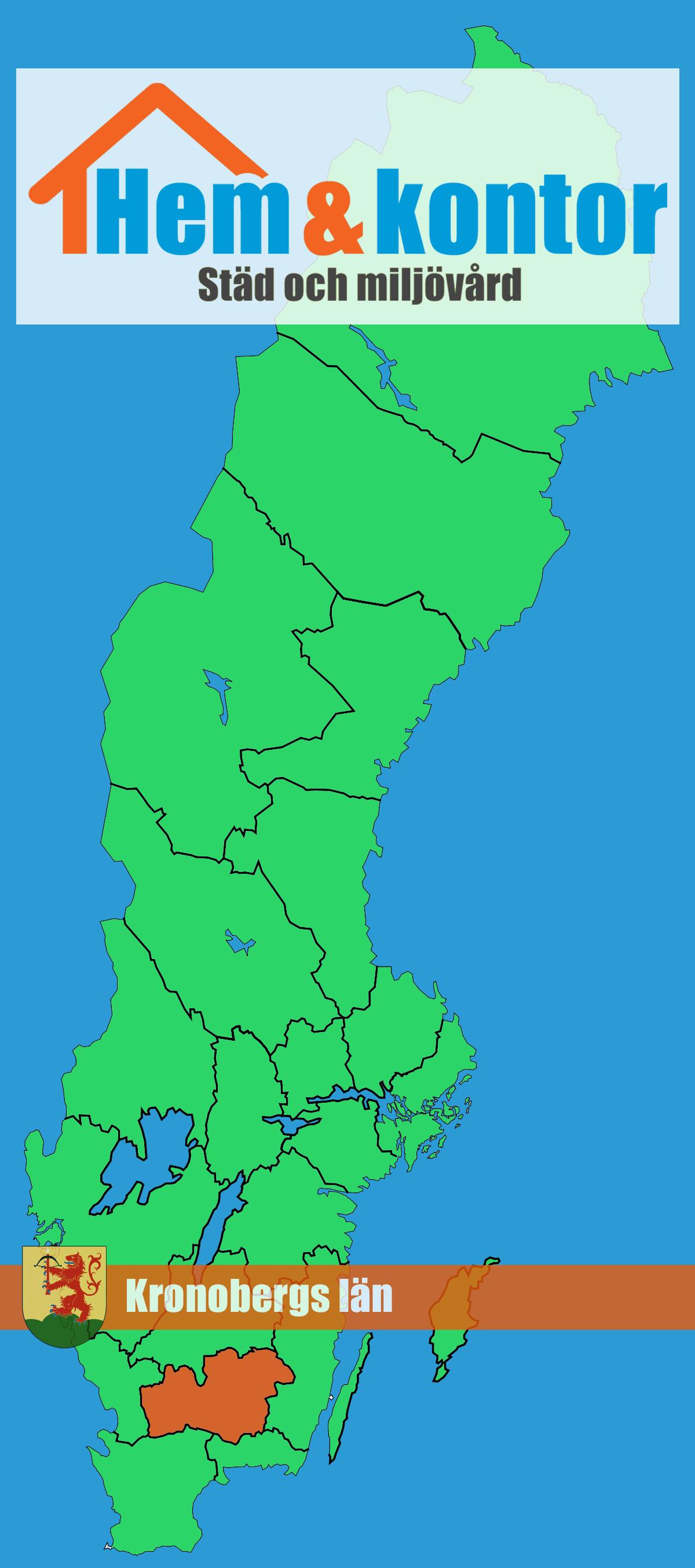 Städbolag i Sverige, Rekommenderade städfirmor Sverige.